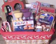 Christmas Baking Delight Basket!