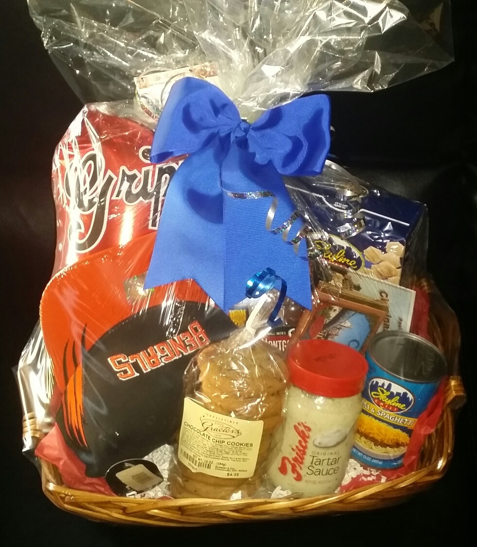 The Soooo Cincinnati Basket!