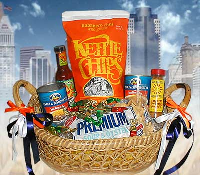 The Skyline Chili Basket